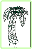 Palm Tree Topiary Frame