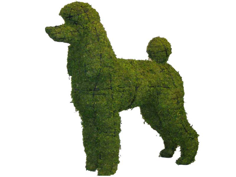 how to make animal topiary frames